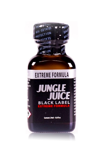 Poppers jungle juice black label 24ml